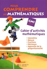 Jean-Paul Blanc et Paul Bramand - Cahier d'activités mathématiques CM1.