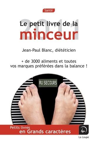 Le Petit Livre De La Minceur Les Calories Des Jean Paul Blanc Livres Furet Du Nord