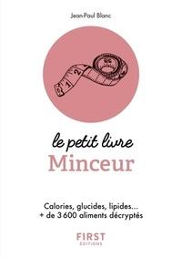 Le petit livre minceur - Les calories des aliments du quotidien.pdf