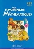 Jean-Paul Blanc et Paul Bramand - Pour comprendre les mathématiques CE1 - Fichier de l'élève.