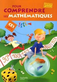 Jean-Paul Blanc - Pour comprendre les mathématiques CE1 - Programmes 2008.