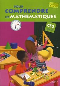 Jean-Paul Blanc et Paul Bramand - Pour comprendre les mathématiques CE2 - Programmes 2008.