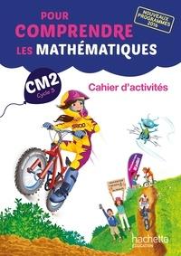 Jean-Paul Blanc et Natacha Bramand - Pour comprendre les mathématiques CM2 - Cahier d'activités.