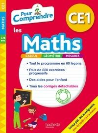 Jean-Paul Blanc et Paul Bramand - Pour comprendre les maths CE1.