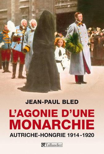 L'agonie d'une monarchie. Autriche-Hongrie, 1914-1920
