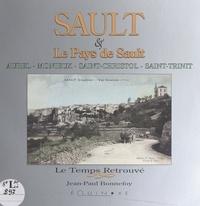 Jean-Paul Bonnefoy - Sault & le pays de Sault - Aurel, Monieux, Saint-Christol, Saint-Trinit.