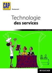 Jean-Paul Bourniquel et Serge Maingret - Technologie des services CAP Restaurant.