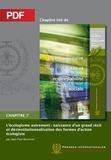 Jean-Paul Bozonnet et René Audet - L'écologisme autrement : naissance d'un grand récit et désinstitutionnalisation des formes d'action écologiste (Chapitre PDF).