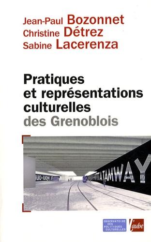 Jean-Paul Bozonnet et Christine Détrez - Pratiques et représentations culturelles des Grenoblois.
