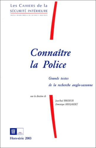 Jean-Paul Brodeur et  Collectif - .