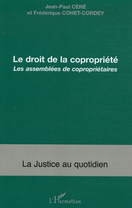 Le droit de la copropriété - Les assemblées de copropriétaires.pdf