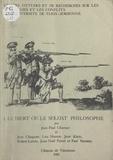 Jean-Paul Charnay et  Université de Paris Sorbonne - Guibert ou le soldat philosophe.
