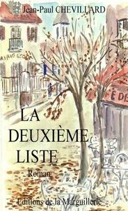Jean-Paul Chevillard - La deuxième liste.