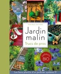 Jean-Paul Collaert - Jardin malin, trucs de pro - Les bon plan(t)s d'un jardinier système D.