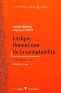 Jean-Paul Cornil et Joseph Antoine - .
