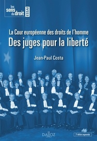 Deedr.fr La Cour européenne des droits de l'Homme - Des juges pour la liberté Image