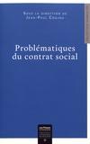 Jean-Paul Coujou - Problématiques du contrat social.