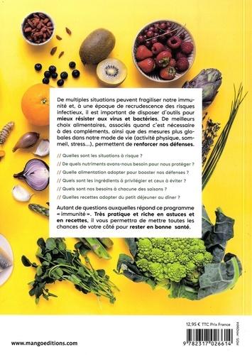 La cuisine de l'immunité. Programme global pour résister aux virus