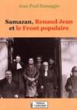 Jean-Paul Damaggio - Samazan, Renaud Jean et le Front populaire.