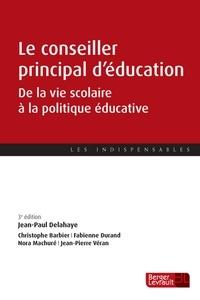 Deedr.fr Le conseiller principal d'éducation - De la vie scolaire à la politique éducative Image