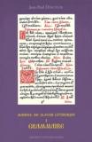 Jean-Paul Deschler - Manuel du slavon liturgique - Tome 1, Grammaire.