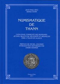 Accentsonline.fr Numismatique de Thann - Catalogue commenté des monnaies, jetons, billets de nécessité et médailles émis à Thann en Alsace Image