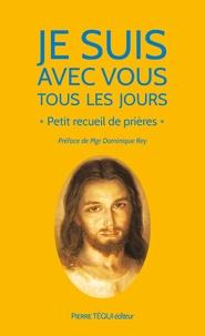 Histoiresdenlire.be Je suis avec vous tous les jours - Petit recueil de prières Image