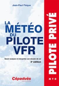 Deedr.fr La météo du pilote VFR - Savoir analyser et interpréter son dossier de vol Image