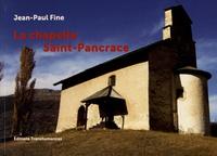 La chapelle Saint-Pancrace - Jean-Paul Fine |