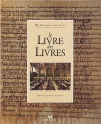 Jean-Paul Fontaine - Le livre des livres.