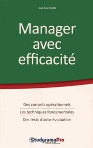 Jean-Paul Guedj - Manager avec efficacité.