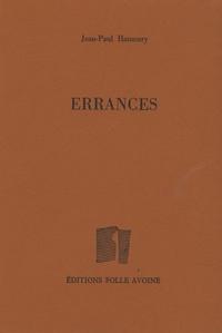 Jean-Paul Hameury - Errances.