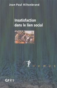 Deedr.fr Insatisfaction dans le lien social Image