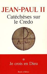 Coachingcorona.ch Catéchèses sur le Credo - Tome 1, Je crois en Dieu Image
