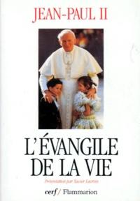 Deedr.fr L'EVANGILE DE LA VIE Image