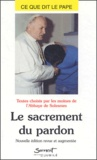 Jean-Paul II - Le sacrement du pardon.