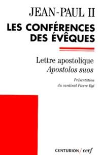LES CONFERENCES DES EVEQUES. Lettre apostolique : Apostolos suos.pdf