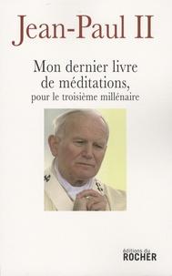 Deedr.fr Mon dernier livre de méditations pour le troisième millénaire Image