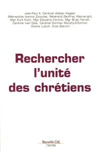 Rechercher l'unité des chrétiens -  Jean-Paul II |