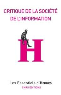 Jean-Paul Lafrance - Critique de la société d'information.