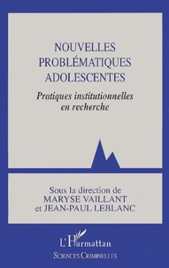 Jean-Paul Leblanc et Maryse Vaillant - .