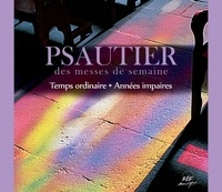Jean-Paul Lécot - Psautier des messes de semaine - Années impaires.