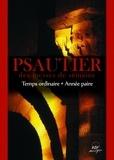 Jean-Paul Lécot - Psautier des messes de semaines - Temps ordinaire - années paires. Livret de partitions.