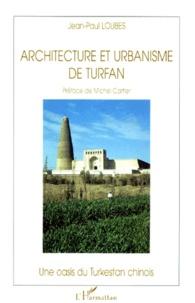 Blackclover.fr ARCHITECTURE ET URBANISME DE TURFAN. Une oasis du Turkestan chinois Image