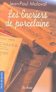 Histoiresdenlire.be Les Encriers de porcelaine Image