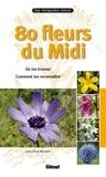 Jean-Paul Mandin - 80 fleurs du Midi.