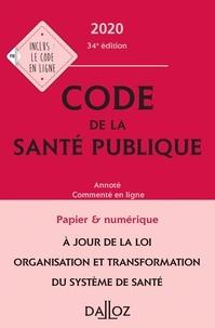 Jean-Paul Markus et Danièle Cristol - Code de la santé publique - Annoté - Commenté en ligne.