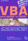 Jean-Paul Mesters - VBA.