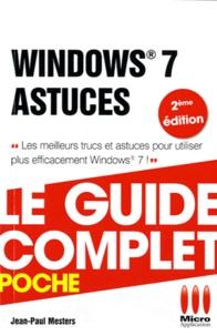 Jean-Paul Mesters - Windows 7 astuces.