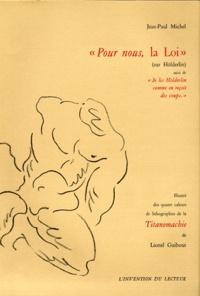 Jean-Paul Michel - .